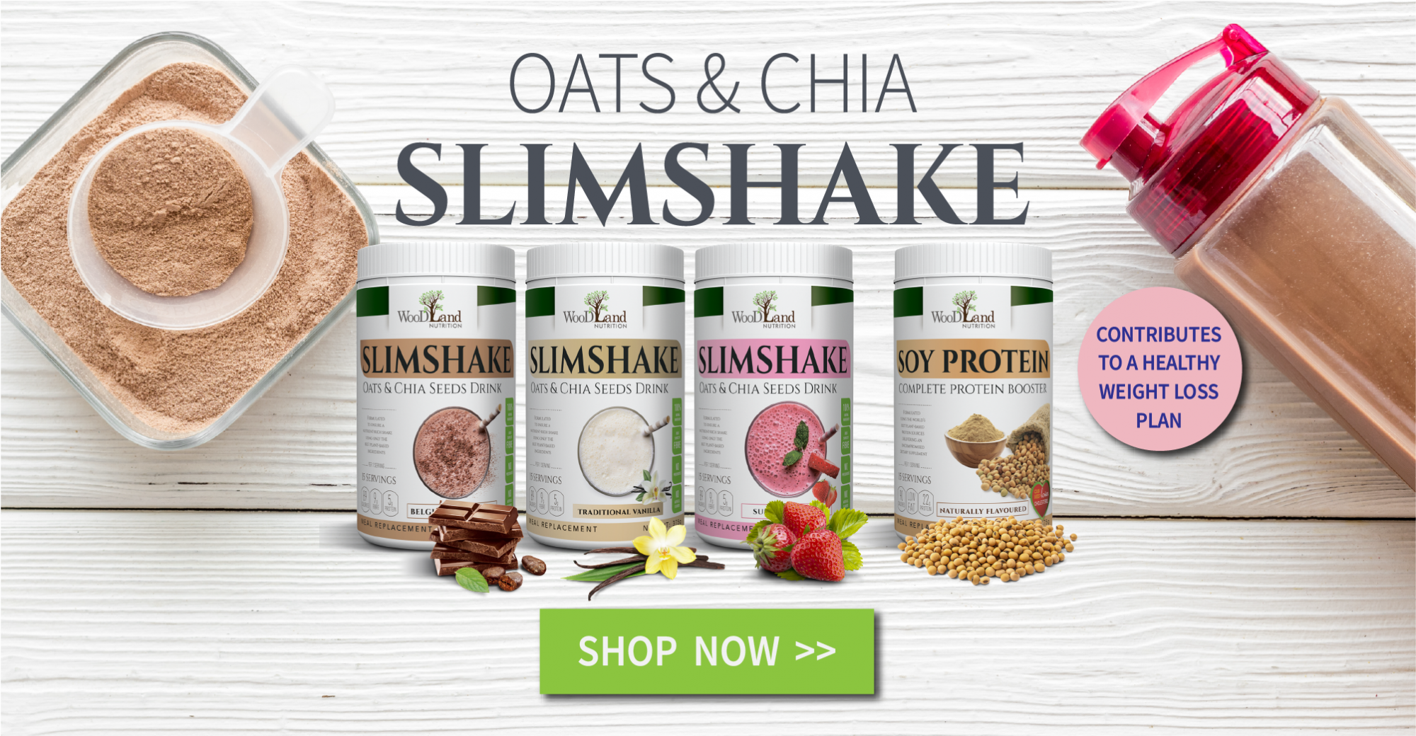SlimShake Meal Replacement
