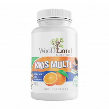 Kids Multi Chewable Tablets     Children's Overall Health