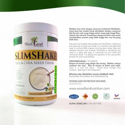 SlimShake  |  Traditional Vanilla