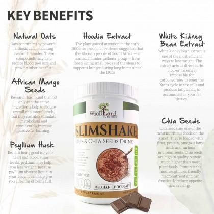 SlimShake  |  Belgian Chocolate