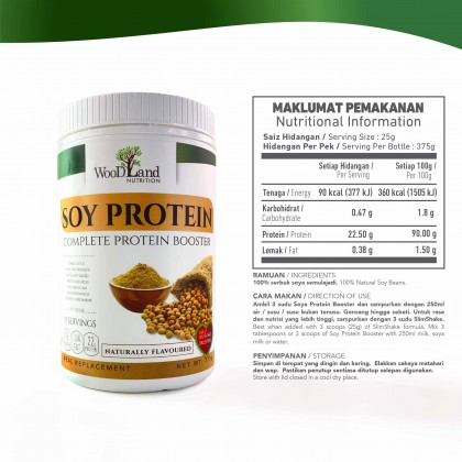 Soy Protein Booster